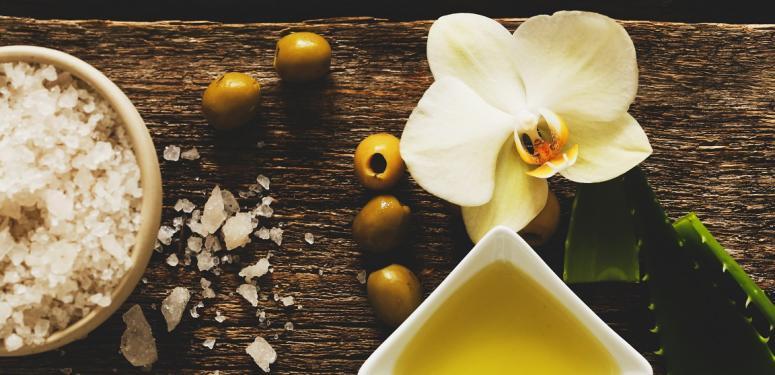 秋季巧用橄榄油护肤