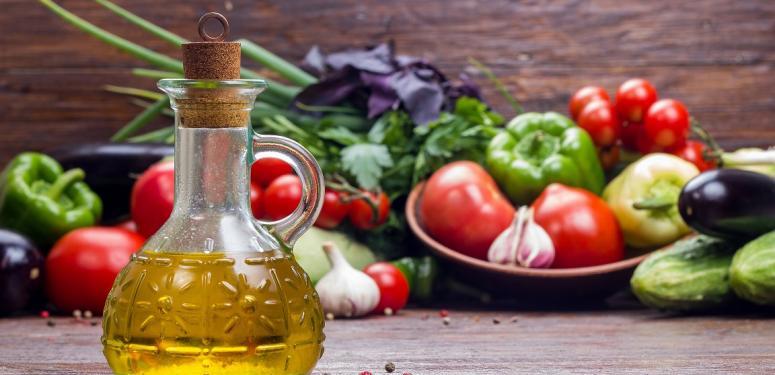 将橄榄油带入到你的一日三餐