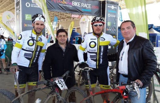 安达卢西亚自行车比赛-特级初榨的土地 2013