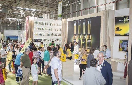 2015年哈恩西班牙橄榄油展示会