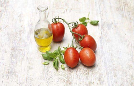 橄榄油浸小番茄