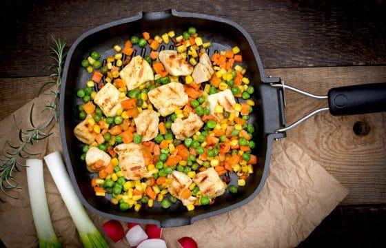橄榄油做中式家常菜