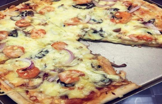 披萨食谱:在家自制美味披萨