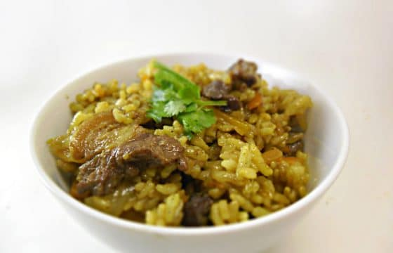 咖喱羊肉饭