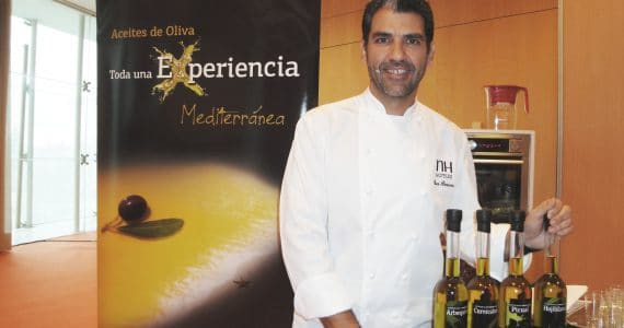 2014年橄榄油西班牙马德里的融合