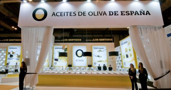 来自西班牙的橄榄油品牌新形象。