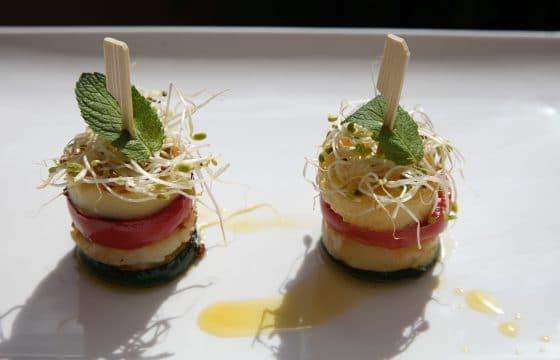 自制塔帕斯:西式土豆