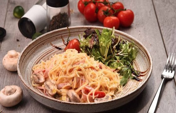番茄肉酱橄榄油意面