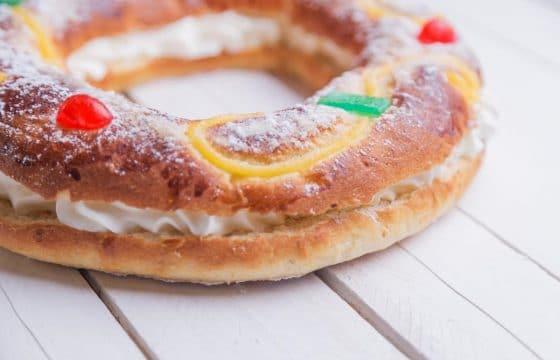 西班牙三王节蛋糕(Roscon)