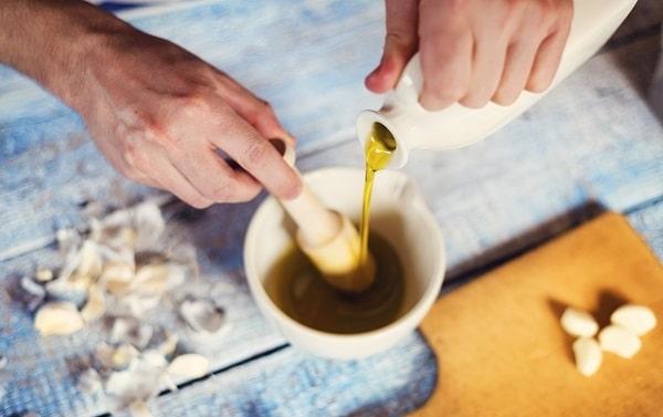 橄榄油烹饪技巧