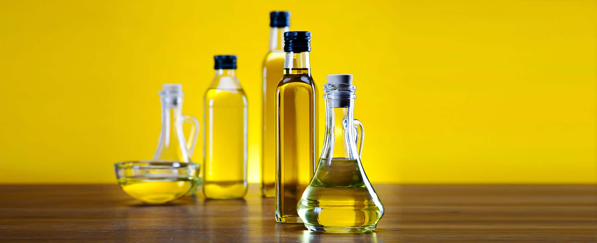 橄榄油的种类
