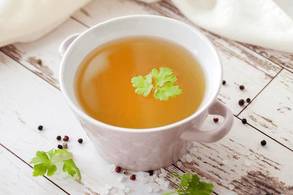 橄榄油牛骨汤