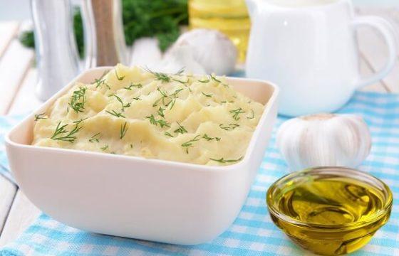 西班牙特级初榨橄榄油土豆泥