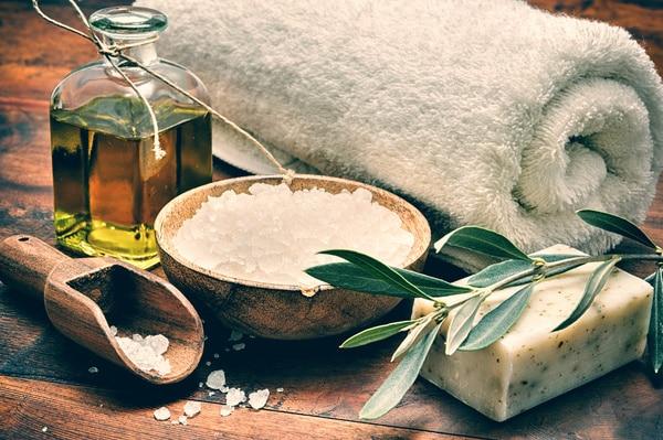 如何制造橄榄油香皂